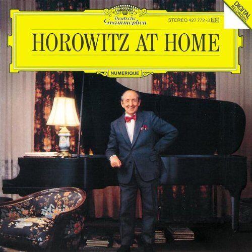 Vladimir Horowitz - Horowitz at Home - Preis vom 08.05.2021 04:52:27 h