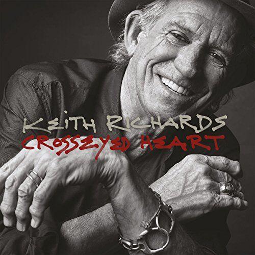 Keith Richards - Crosseyed Heart (2LP) [Vinyl LP] - Preis vom 20.10.2020 04:55:35 h