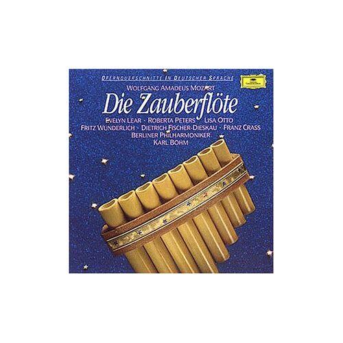 Lear - Mozart: Die Zauberflöte (Querschnitt) - Preis vom 05.05.2021 04:54:13 h