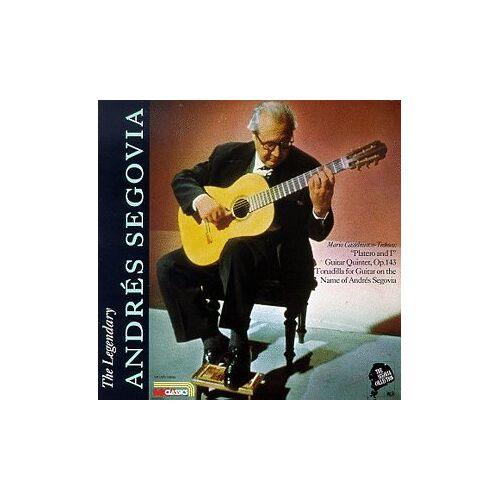 Andres Segovia - Segovia Collection Vol.8 - Preis vom 21.10.2020 04:49:09 h
