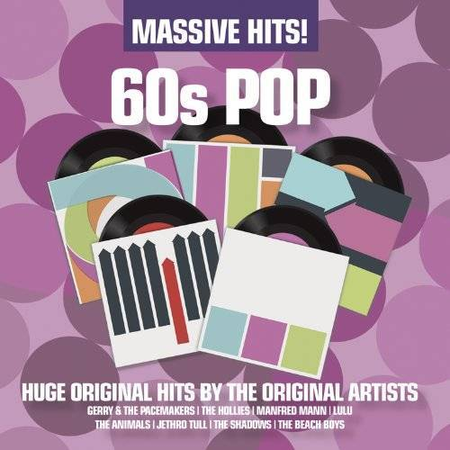 Massive Hits!:60s Pop - Massive Hits!-60s Pop - Preis vom 16.05.2021 04:43:40 h