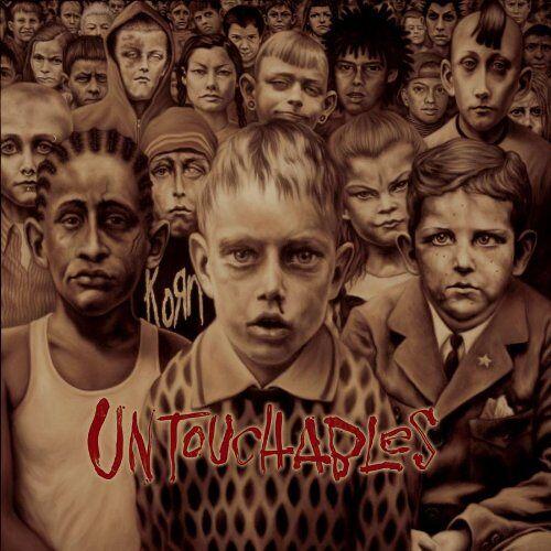 Korn - Untouchables - Preis vom 20.10.2020 04:55:35 h