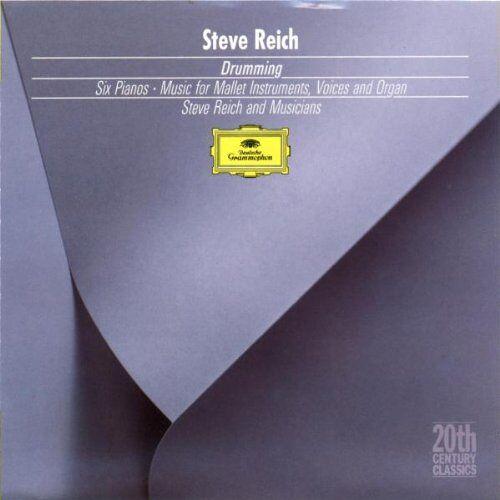 Reich & Musicians - Drumming/Six Pianos/+ - Preis vom 28.02.2021 06:03:40 h