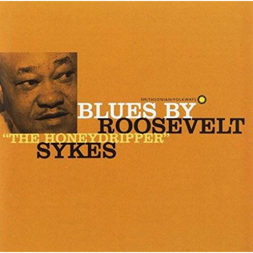 Roosevelt Sykes - Blues By Roosevelt Sykes - Preis vom 15.05.2021 04:43:31 h