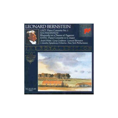 Leonard Bernstein - Klavierkon.1/Rhaps.43/Klav.Kon - Preis vom 12.04.2021 04:50:28 h
