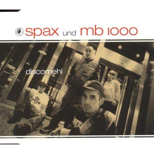 Spax & Mb 1000 - Discomehl - Preis vom 05.09.2020 04:49:05 h
