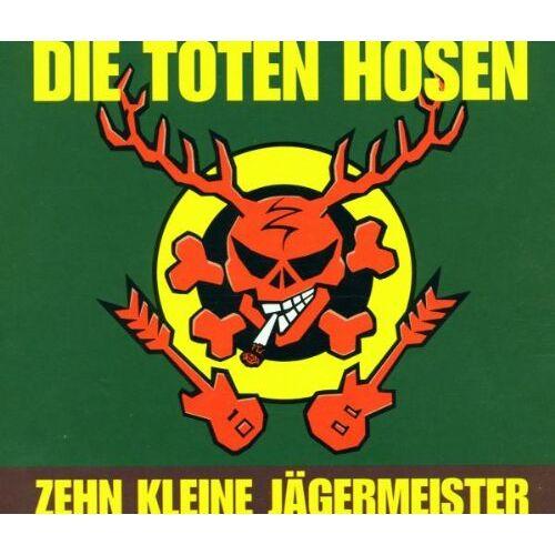 Die Toten Hosen - Zehn Kleine Jägermeister/ - Preis vom 16.10.2020 04:56:20 h