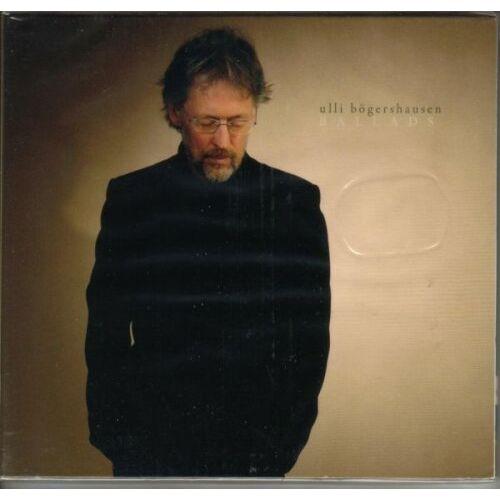 Ulli Bögershausen - Ballads - Preis vom 06.05.2021 04:54:26 h