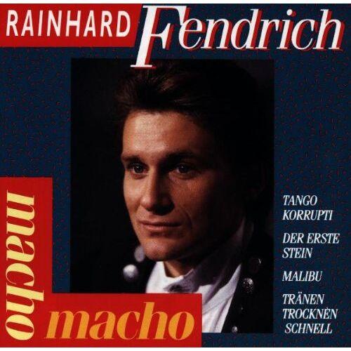 Rainhard Fendrich - Macho Macho - Preis vom 24.02.2021 06:00:20 h