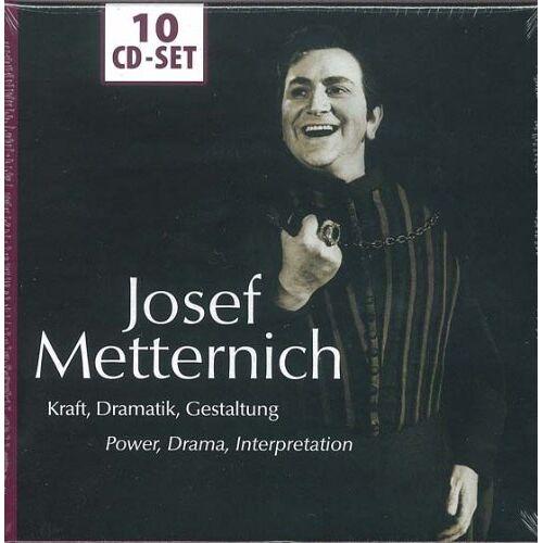 Josef Metternich - Josef Metternich: Kraft, Dramatik, Gestaltung - Preis vom 15.01.2021 06:07:28 h