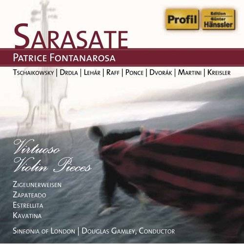 P.de Sarasate - Violinstcke,Virtuose - Preis vom 14.01.2021 05:56:14 h