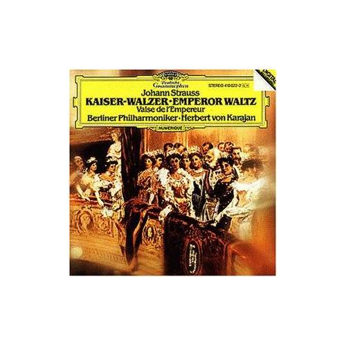 Karajan, Herbert Von - Kaiserwalzer - Preis vom 15.04.2021 04:51:42 h