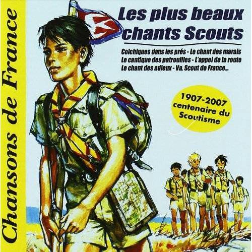 Les Scouts De France - Les Plus Beaux Chants Scouts - Preis vom 17.04.2021 04:51:59 h