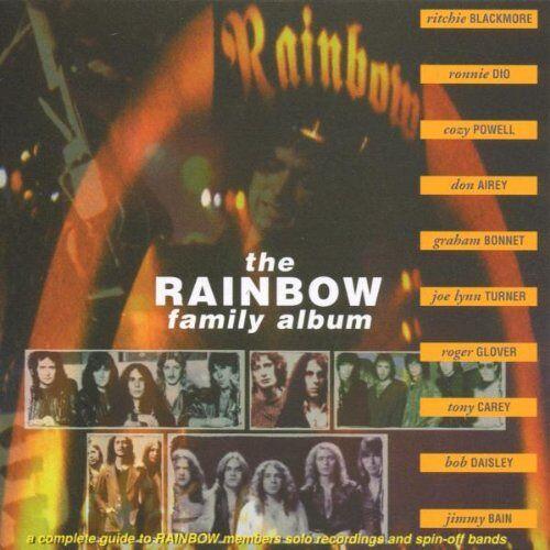 Rainbow - The Rainbow Family Album - Preis vom 22.10.2020 04:52:23 h
