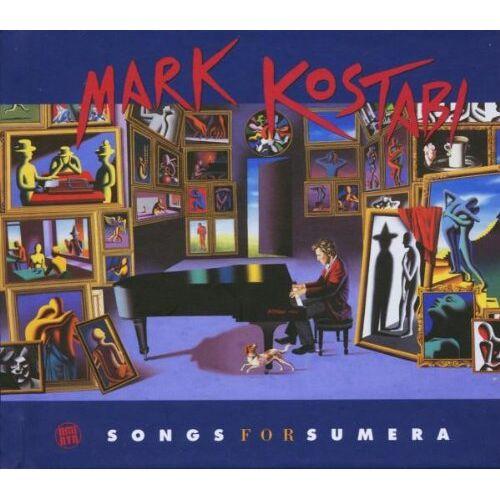 Mark Kostabi - SONGS FOR SUMERA - Preis vom 17.04.2021 04:51:59 h