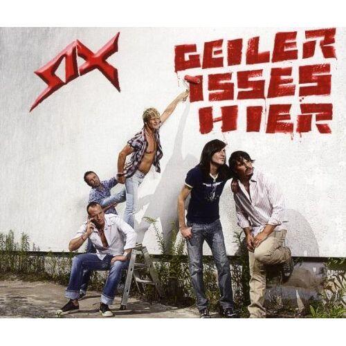 Six - Geiler Isses Hier - Preis vom 13.05.2021 04:51:36 h