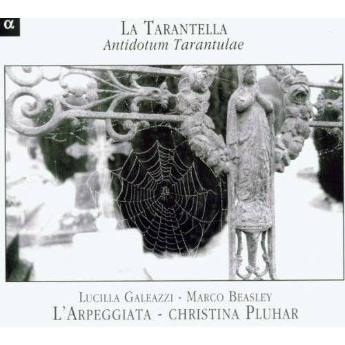 Christina Pluhar - La Tarantella-Antidotum Tarant - Preis vom 21.04.2021 04:48:01 h