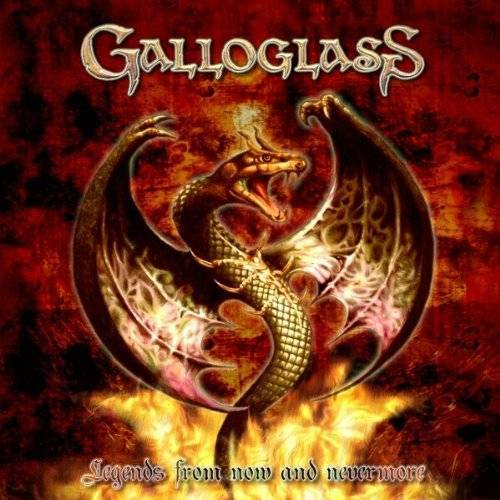 Galloglass - Legends from Now and Nevermore - Preis vom 09.04.2021 04:50:04 h