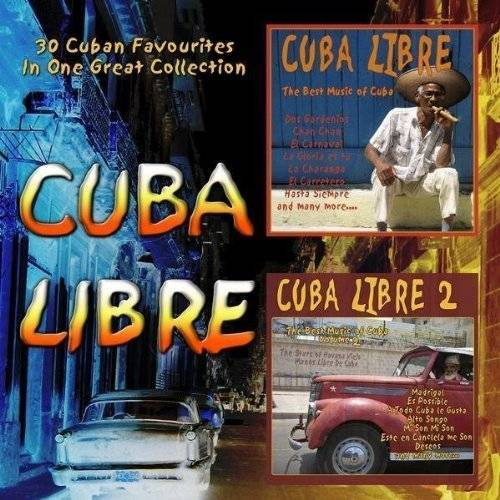 Manos Libre & the Stars of Havana Viejo Di Cuba - Cuba Libre Collection - Preis vom 05.05.2021 04:54:13 h