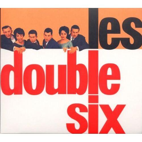 les Double Six - Les Double Six [Digipack] - Preis vom 18.04.2021 04:52:10 h