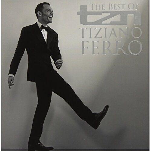 Tiziano Ferro - Tzn - the Best of Tiziano Ferro Versione Deluxe - Preis vom 20.10.2020 04:55:35 h