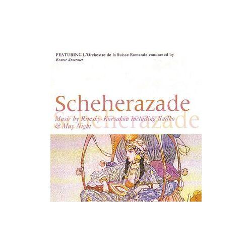Ansermet - Scheherazade - Preis vom 16.04.2021 04:54:32 h