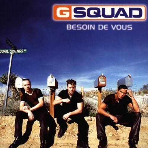 G Squad - Besoin de Vous - Preis vom 11.05.2021 04:49:30 h