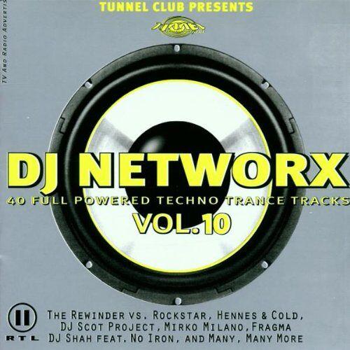 Various - DJ Networx Vol.10 - Preis vom 16.05.2021 04:43:40 h