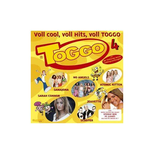 Various - Toggo-die 4te - Preis vom 16.04.2021 04:54:32 h