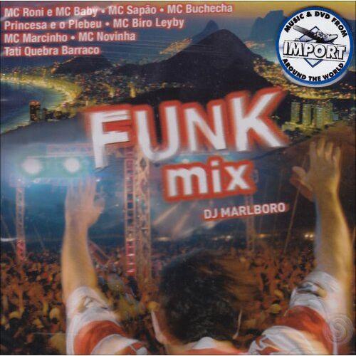 Funk DJ Marlboro-Funk Mix - Preis vom 18.04.2021 04:52:10 h