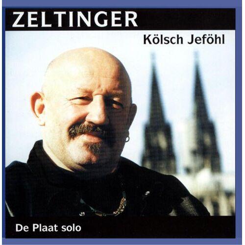 Zeltinger - Kölsch Jeföhl - Preis vom 06.09.2020 04:54:28 h