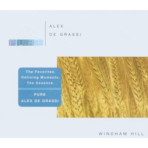 Alex de Grassi - Pure Alex De Grassi - Preis vom 18.10.2020 04:52:00 h