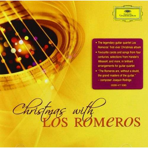 Los Romeros - Christmas With Los Romeros - Preis vom 20.10.2020 04:55:35 h