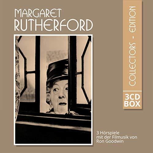 Margaret Rutherford - Margaret Rutherford 3cd Box (Folge 1-3) - Preis vom 11.05.2021 04:49:30 h