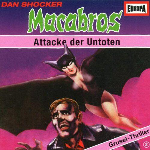 Macabros 2 - Macabros - Folge 2: Attacke der Untoten - Preis vom 22.01.2021 05:57:24 h