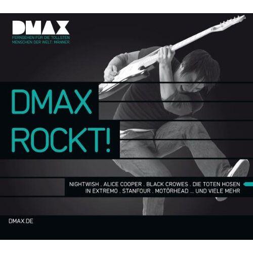 Various - Dmax Rockt! - Preis vom 14.04.2021 04:53:30 h
