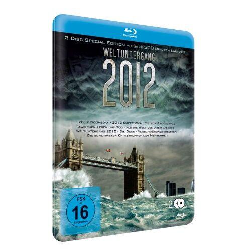 - 2012 Weltuntergang Metallbox-Edition (2 Blu-rays) - Preis vom 10.05.2021 04:48:42 h