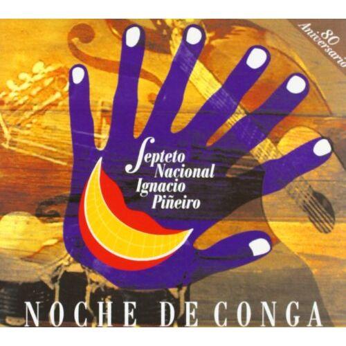 Septeto Nacional Ignacio Piner - Noche de Conga - Preis vom 11.05.2021 04:49:30 h
