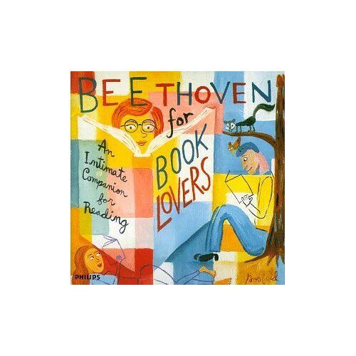 L.V. Beethoven - Beethoven for Book Lovers - Preis vom 20.04.2021 04:49:58 h