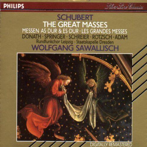 Schreier - Grosse Messen As-Dur und Es-Dur - Preis vom 14.05.2021 04:51:20 h