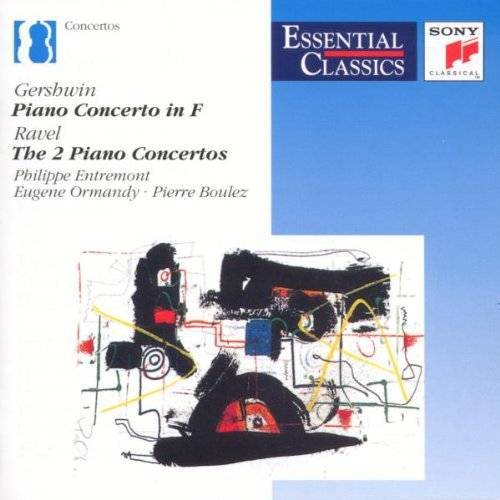 P. Entremont - GERSHWIN: Piano Concerto in F + RAVEL: The 2 Piano Concertos - Preis vom 18.04.2021 04:52:10 h