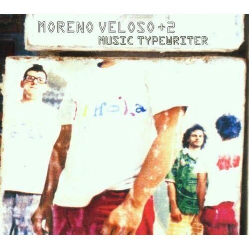 Moreno Veloso - Music Typewriter - Preis vom 08.04.2021 04:50:19 h