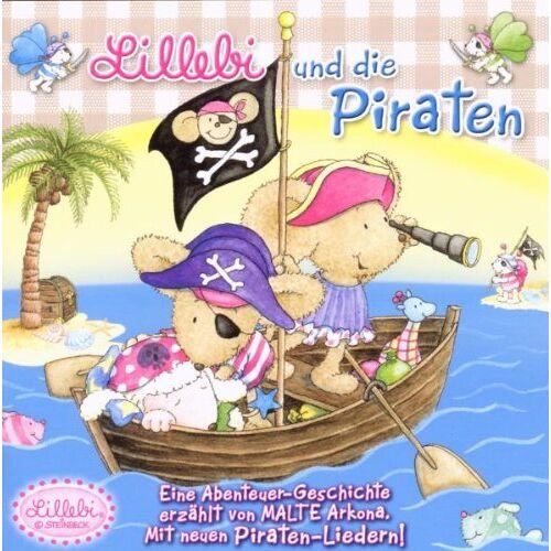 Lillebi - Lillebi und die Piraten - Preis vom 20.10.2020 04:55:35 h