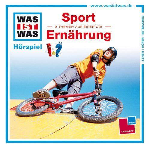 Was Ist Was - Folge 38: Sport/Ernährung - Preis vom 15.05.2021 04:43:31 h