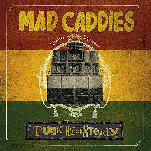 MAD Punk Rocksteady - Preis vom 05.09.2020 04:49:05 h