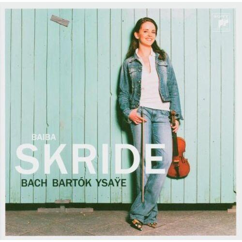 Baiba Skride - Bach, Ysaye, Bartok (Hybrid Sacd) - Preis vom 22.10.2020 04:52:23 h