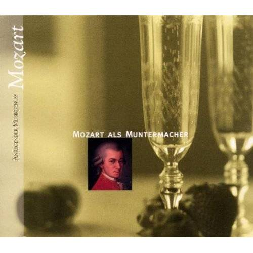 Various - Mozart als Muntermacher - Preis vom 20.10.2020 04:55:35 h
