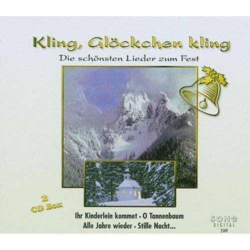 Various - Kling,Glöckchen,Kling - Preis vom 05.09.2020 04:49:05 h