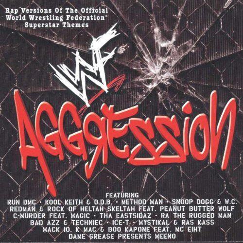 Various - WWF Aggression - Preis vom 22.10.2020 04:52:23 h