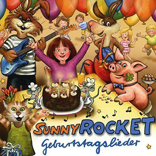 Sunny Rocket - Geburtstagslieder - Preis vom 08.05.2021 04:52:27 h